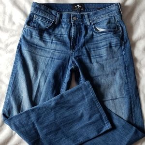 Great 7 For All Mankind Jeans